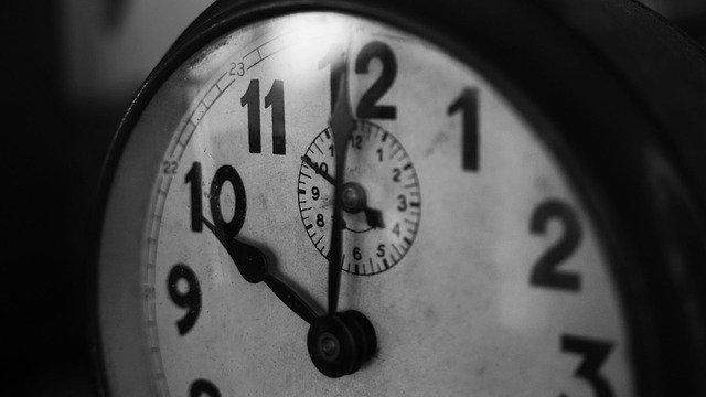 Az idő az, amit sosem tudsz kölcsönkérni és visszaadni sem