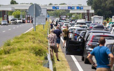 Miért alakul ki több órás torlódás a horvát-magyar határszakaszokon?
