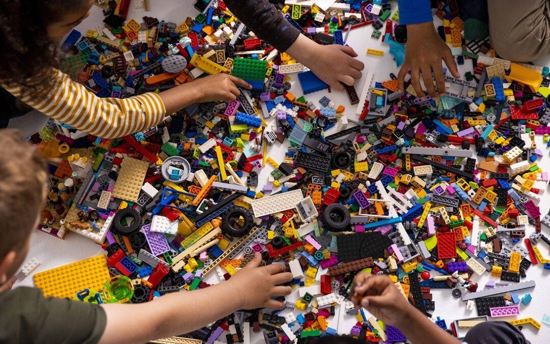 Erőteljes növekedést ért el 2020-ban a LEGO Csoport