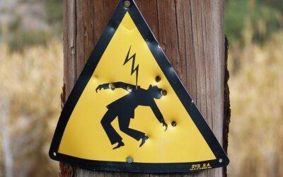 Áramütés rosszul bekötött elektromos sütő miatt