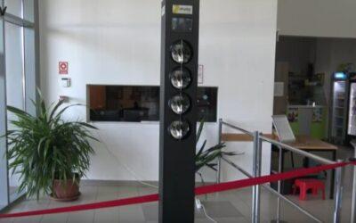 Koronavírus: az országban elsőként a törökbálinti iskolákban vetettek be testszkennereket